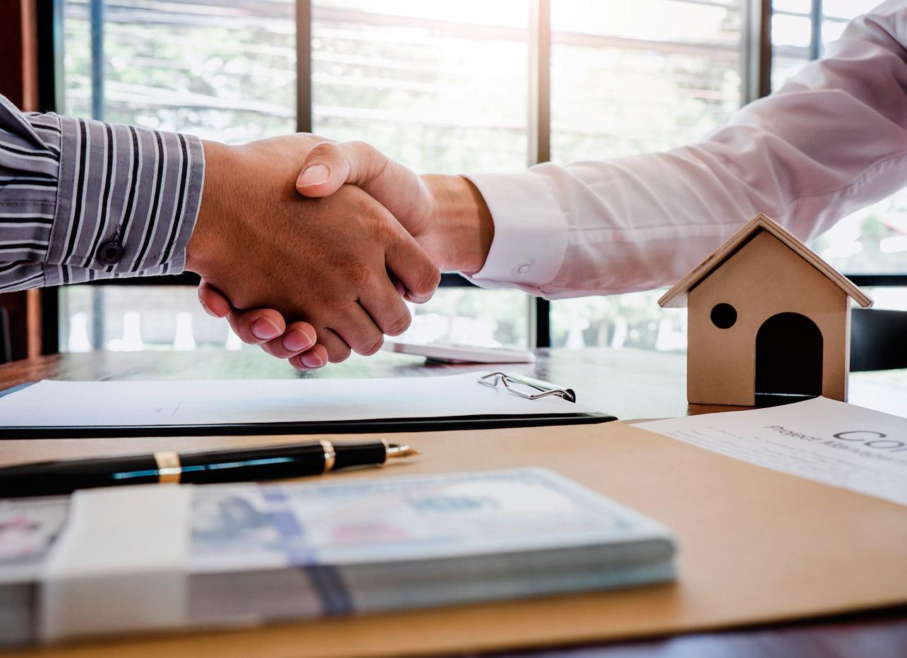 Área de Derecho Inmobiliario - Agustín Cruz Soluciones Legales